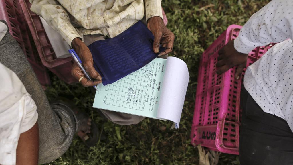 How Do 100 Maharashtra Farmers Have the Same Aadhaar Number?