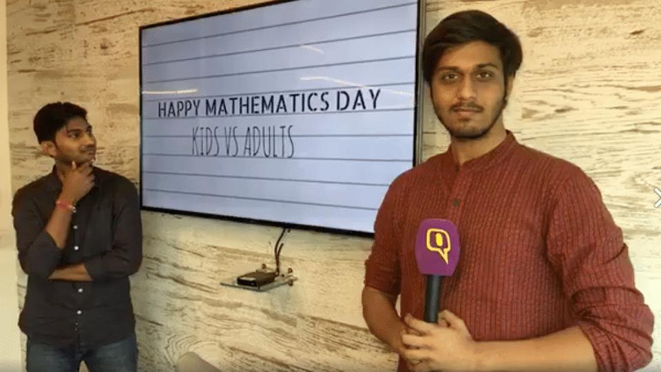 It's World Maths Day!