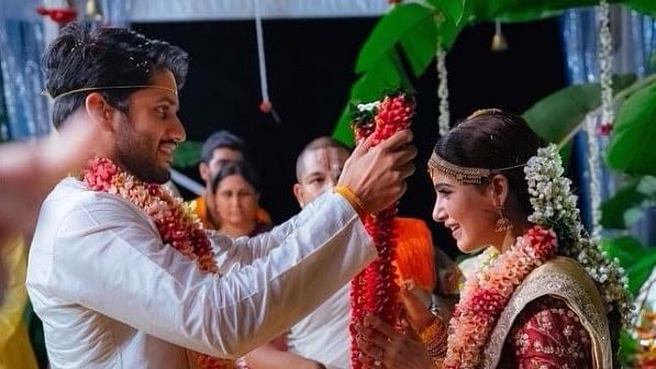 Samantha and Naga Chaitanya are officially married.