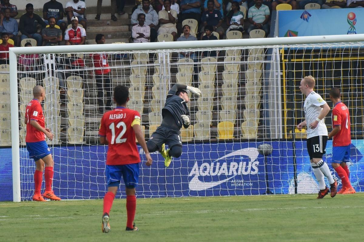 FIFA U-17 World Cup: Late Goal Helps Germany Beat Costa Rica 2-1