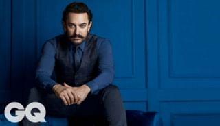 Aamir Khan by Errikos Andreou