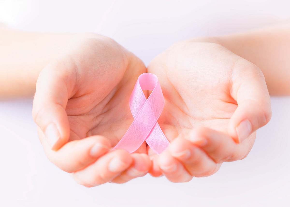 My breast cancer diagnosis hit my family and me like a tsunami.