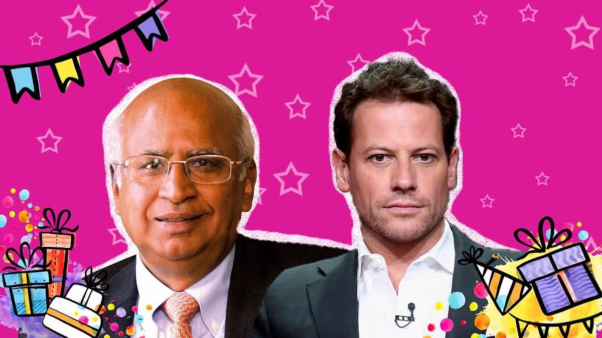 If you were born on 6 October, you share your birthday with Subramanian Ramadorai and Ioan Gruffud among others.