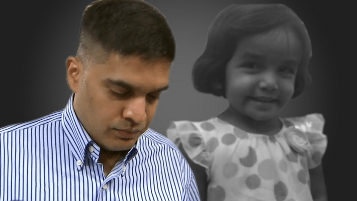 Texas Cops Arrest Adoptive Father of Indian Girl Sherin Mathews