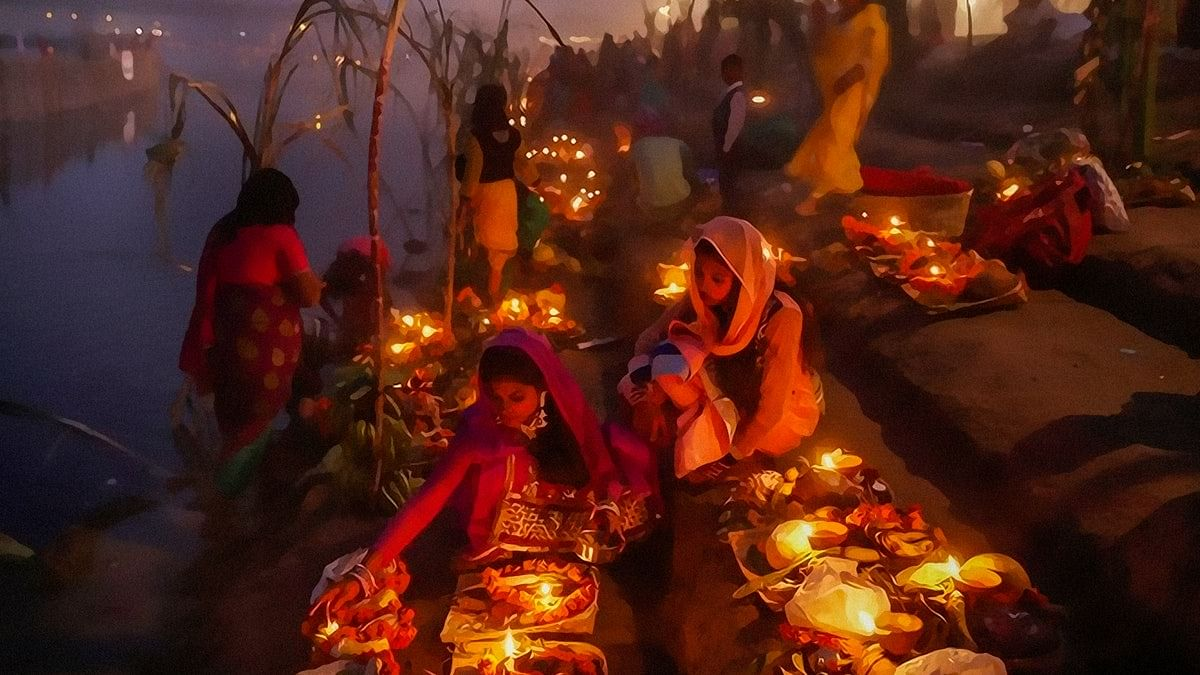 Chhath is celebrated not only in Bihar but all over the world, where people from the area have settled.