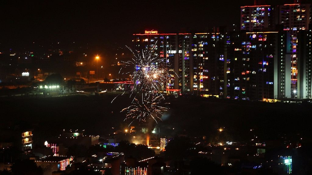 Sale of firecrackers has been restricted in residential areas.