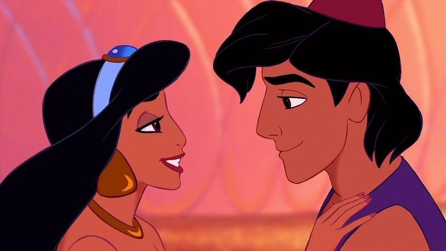 A scene from the Disney classic&nbsp;<i>Alladin</i>.&nbsp;
