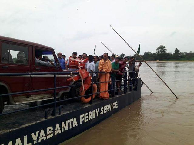 Odisha's Malyabanta Ro-Ro.