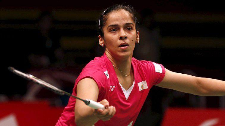 File photo of Saina Nehwal.