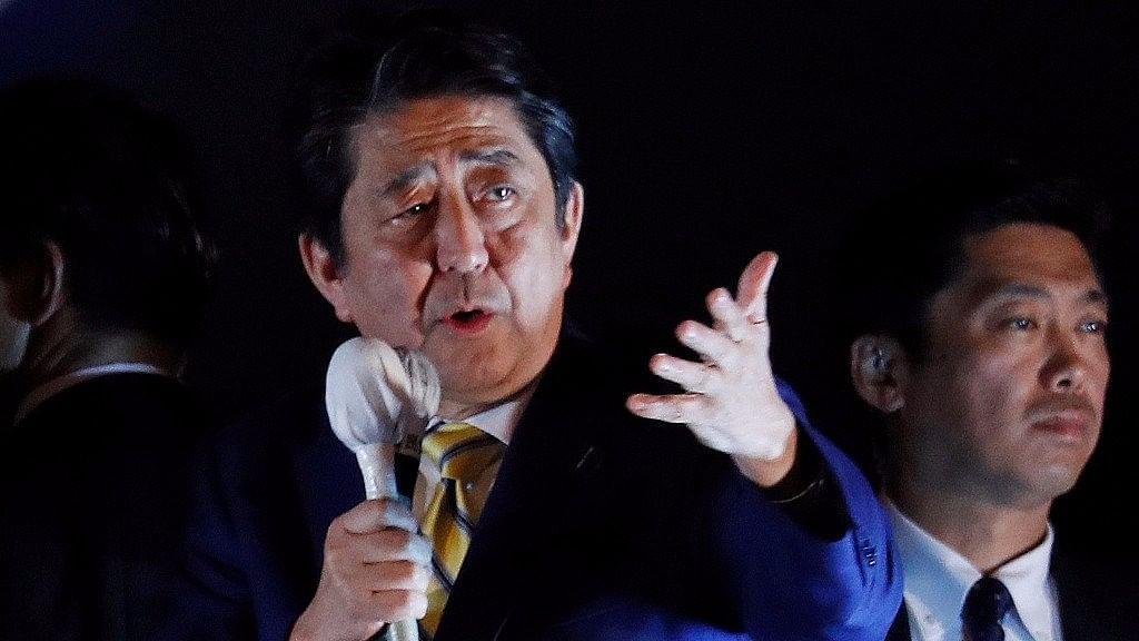 Japan PM Shinzo Abe Bags Big Poll Win, Modi Sends Congratulations