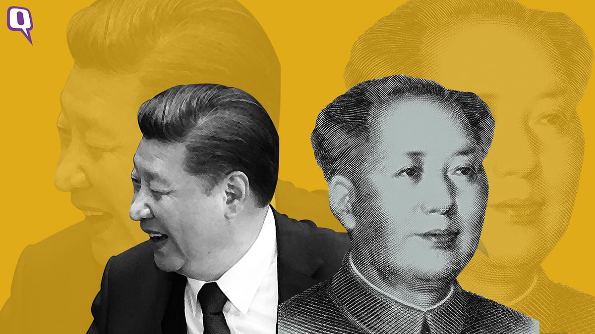 Is President Xi Jinping trying to divert attention from the real issues that confront China by invoking Mao's legacy?