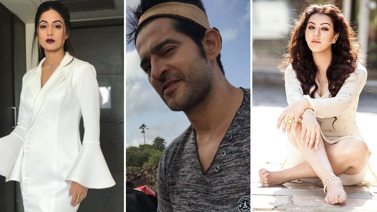 Hina Khan, Hiten Tejwani, and Shilpa Shinde are going to be housemates on&nbsp;<i>Bigg Boss 11</i>.&nbsp;