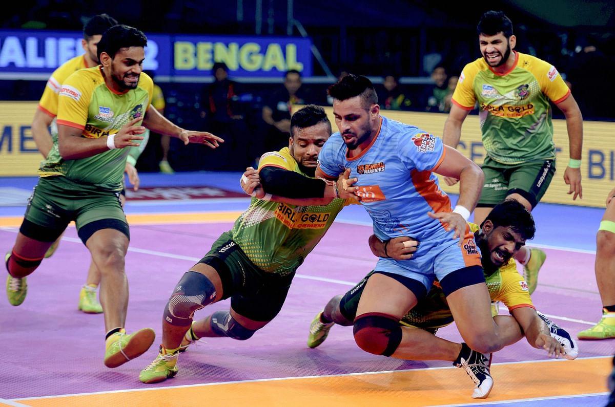 Pro Kabaddi: Patna Pirates Beat Bengal Warriors 47-44, Enter Final