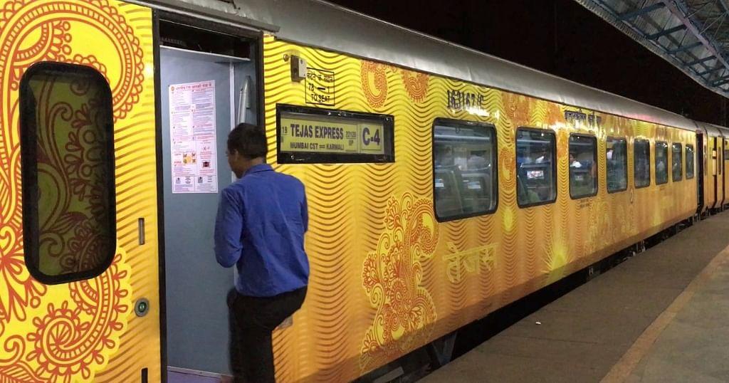 New Delhi-Varanasi Tejas Express: Tejas Express Delhi to Varanasi Commenced Operations from 15 Feb