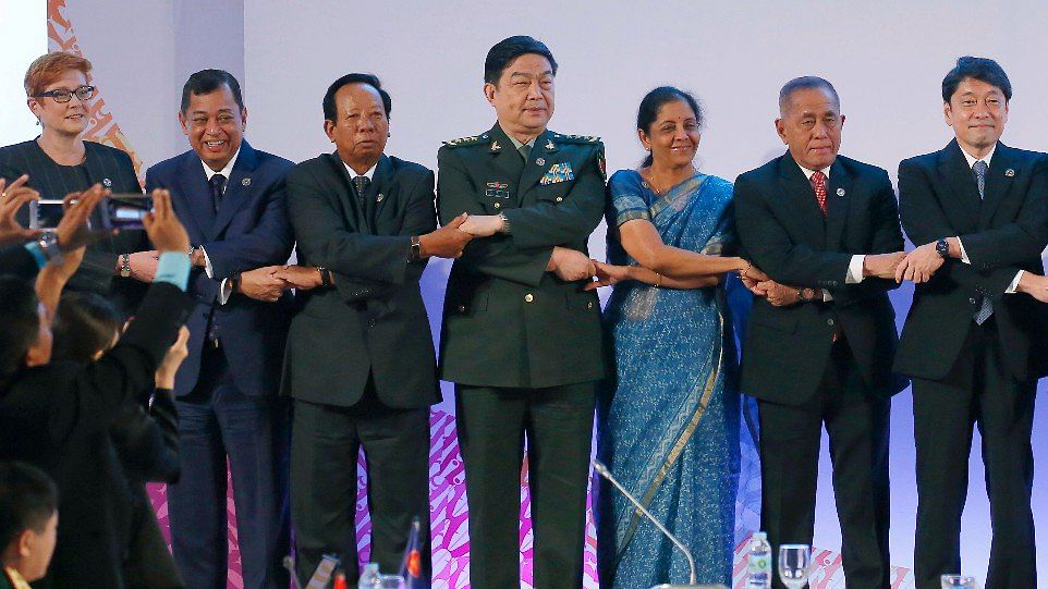 Nirmala Sitharaman's ASEAN Summit Visit Is a Step Towards Manila