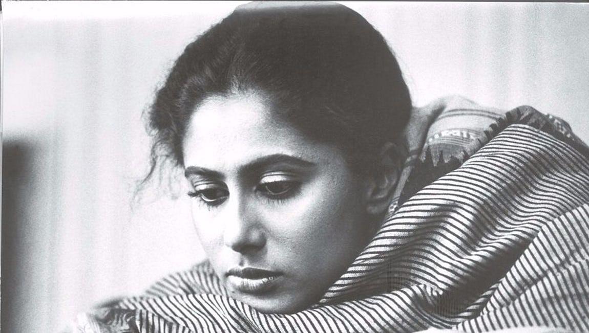 Actress Smita Patil