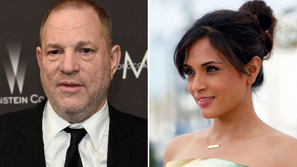 As Indians, Harvey Should Hardly Come As a Surprise: Richa Chadha