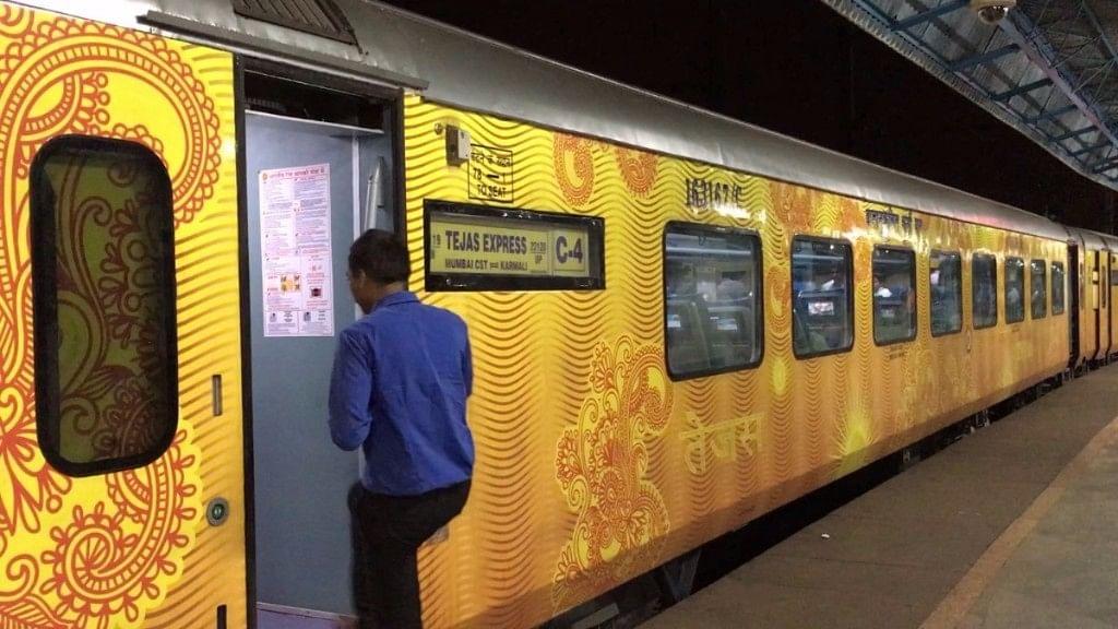 Lucknow-Delhi, Ahmedabad-Mumbai Tejas Express Ops Suspended: IRCTC