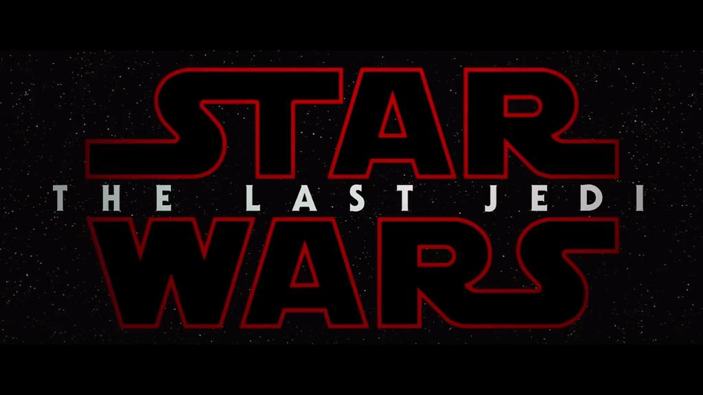 <i>Star Wars: The Last Jedi</i> trailer released.