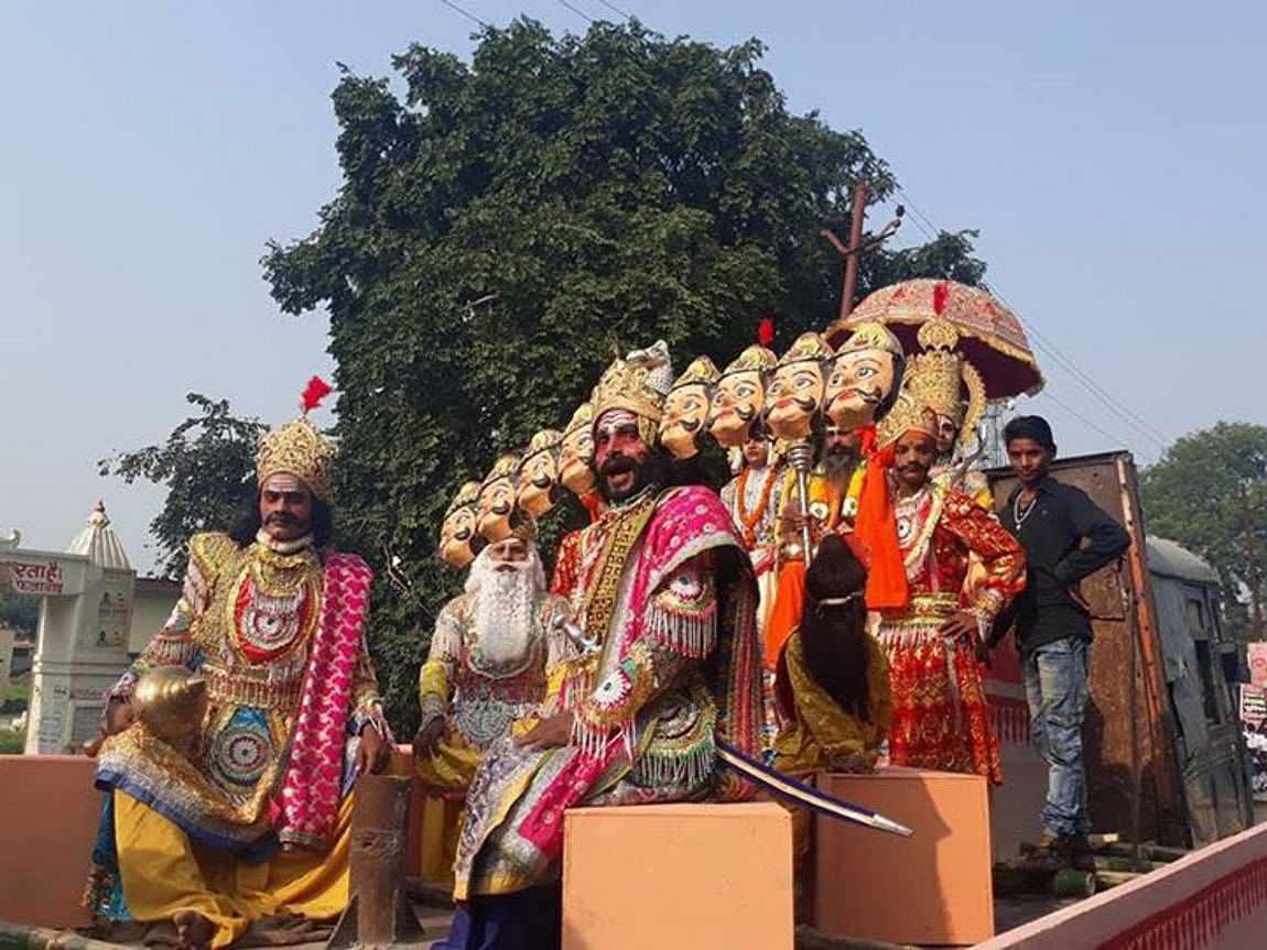 On 18 October, there are several programs lined up in Ayodhya.