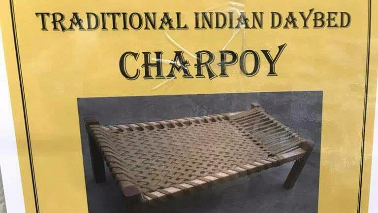 """A detailed ad selling a """"traditional Indian daybed"""" has got people cracking up on the internet."""