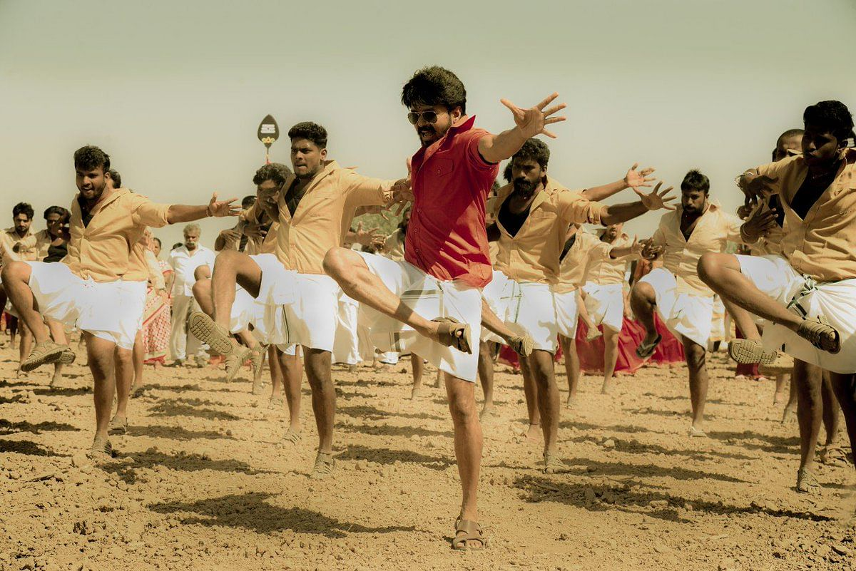 A still from <i>Mersal</i>.