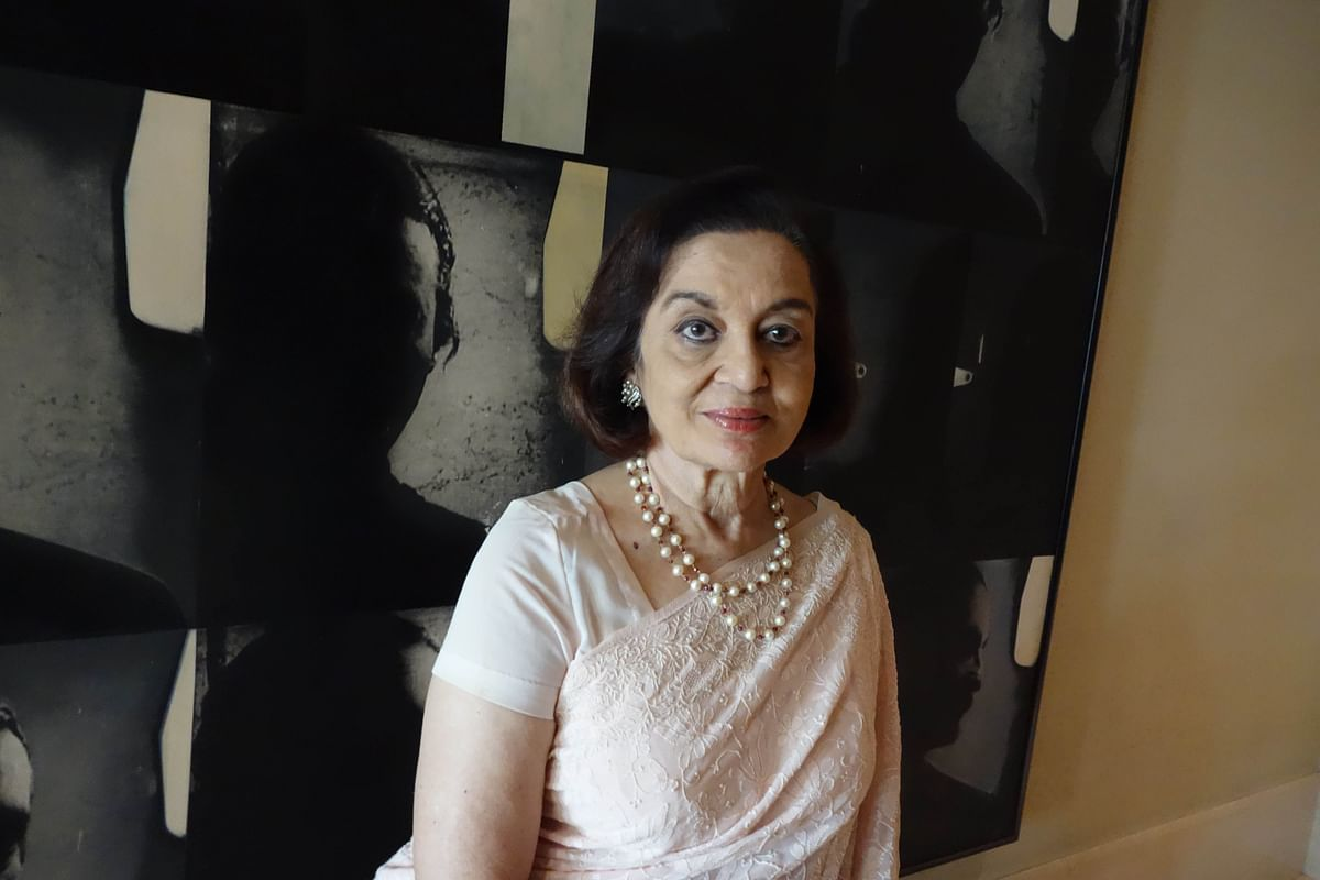 Asha Parekh always dreamt of becoming a doctor.