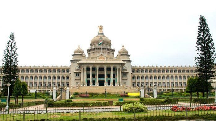 Vidhana Soudha, Seat of the Karnataka Legislature, Turns 60 Years