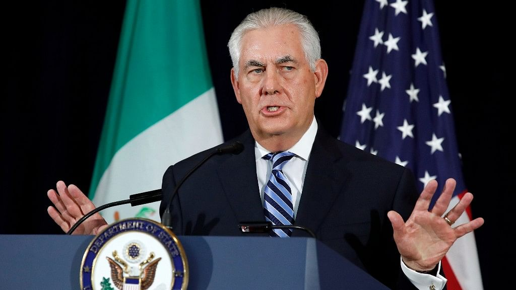 US to Change Tactics If Pak Fails to Act Against Terror: Tillerson