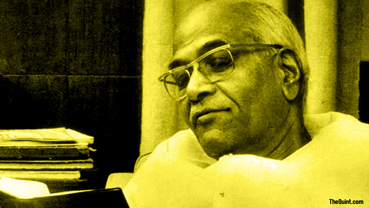 File photo of Ramnath Goenka, the founder of Indian Express group.