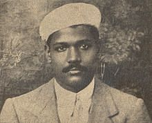 A young Ramnath Goenka.