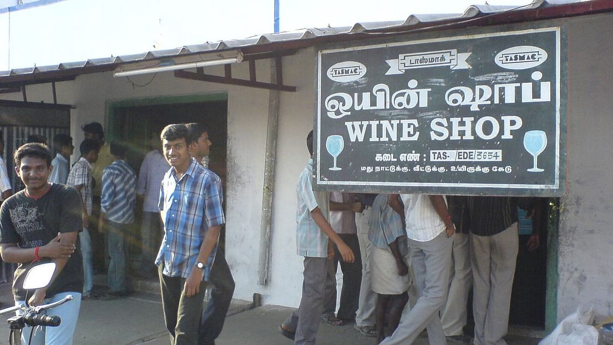 Tasmac to raise prices of liquor in the range of Rs 10 to Rs 12.