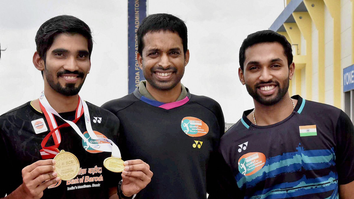 Recommended Prannoy's Name For Arjuna on 3 June: Coach Gopichand