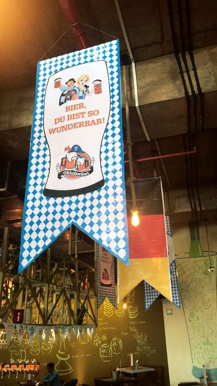 """""""Pune is the microbrewery state of Maharashtra and has more than eight micro breweries that serve beer on tap,"""" says TJ."""
