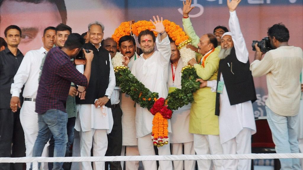 How Did Jay Shah End up With Rs 80 Cr, Asks Rahul  in Gujarat