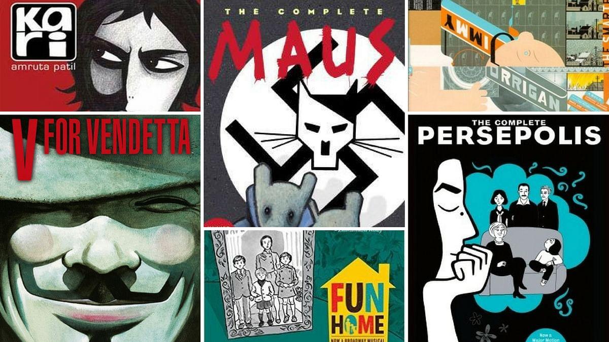 Alan Moore's Watchmen, Neil Gaiman's Sandman comics, and Frank Miller's Batman: The Dark Knight Returns – to put superhero comics into the trash pile on account of their popularity would be foolish.