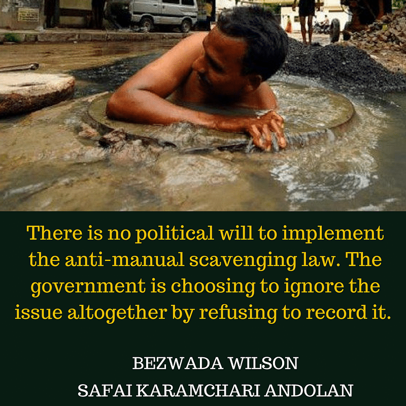 Manual Scavenging in Delhi: No Records, But Plenty of Deaths