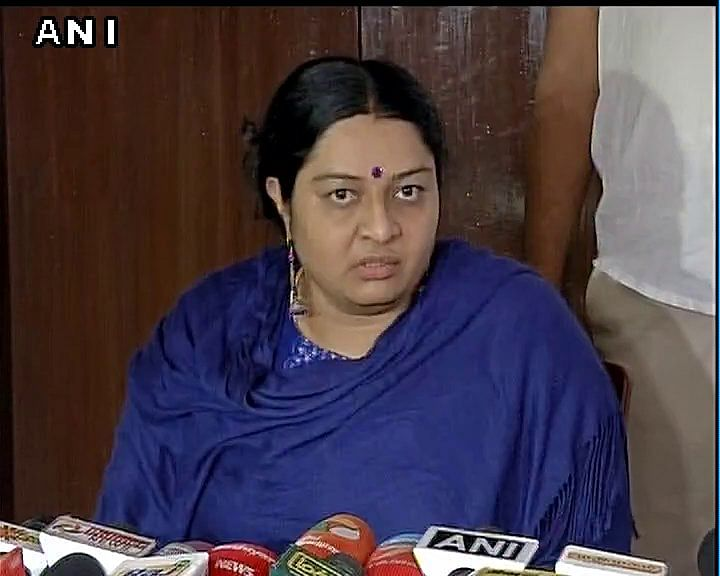 J Deepa has filed a petition asking for her aunt Jayalalithaa's house to be converted into a memorial.