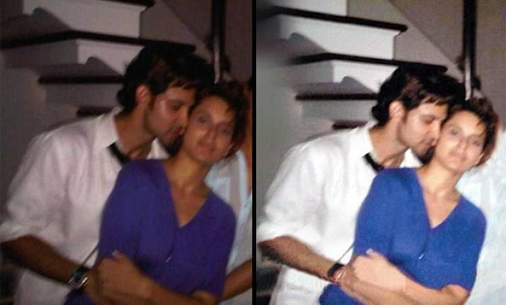 Hrithik's version of the 'photoshopped truth'.