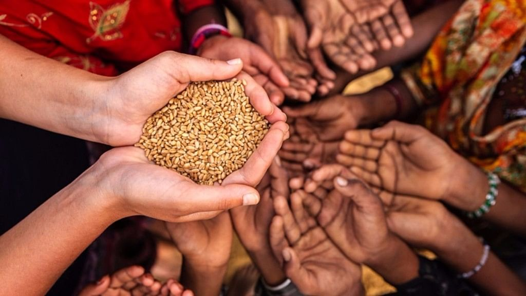 India ranked at 100, three notches down on the Global Hunger Index. (Photo: iStock)