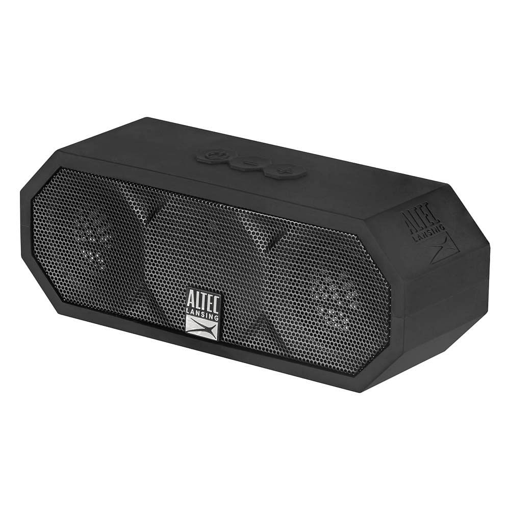 The rugged series from Altec Lansing has a number of other speakers besides the Jacket H2O