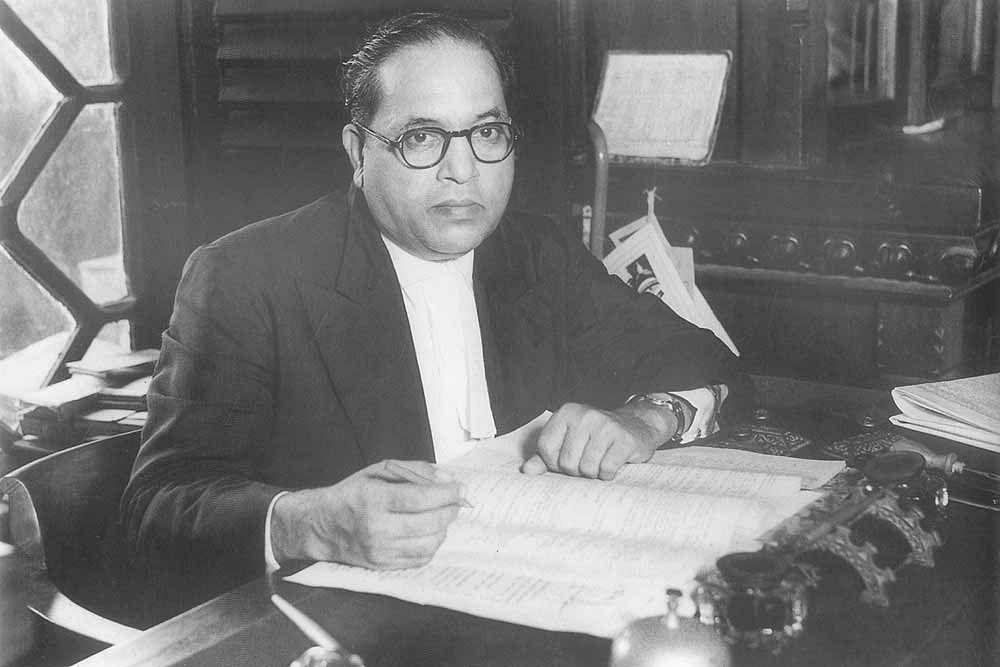 Dr BR Ambedkar