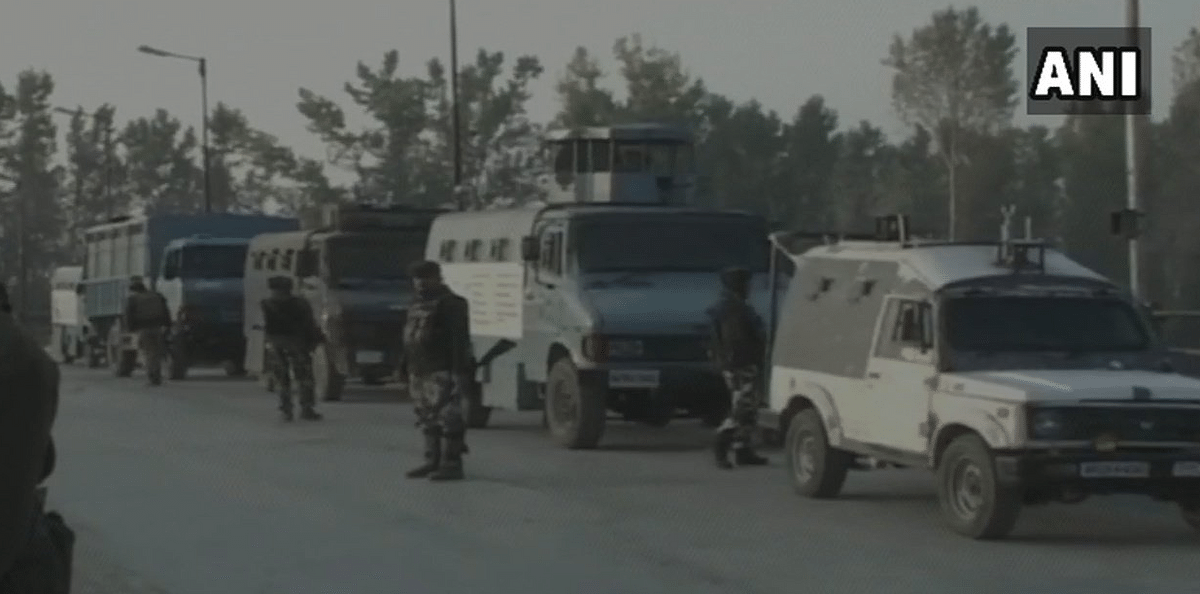 Two security personnel have been martyred in the Bandipora attack.