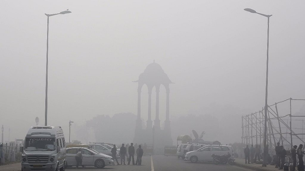 Delhi pollution levels spiked on Thursday night