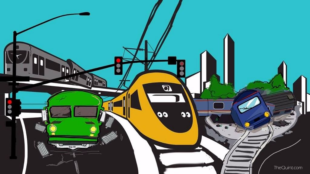 In urban mess, it is time we rethink our transportation system.