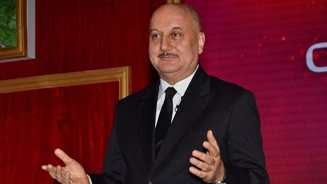 Anupam Kher is the new FTII chairman.