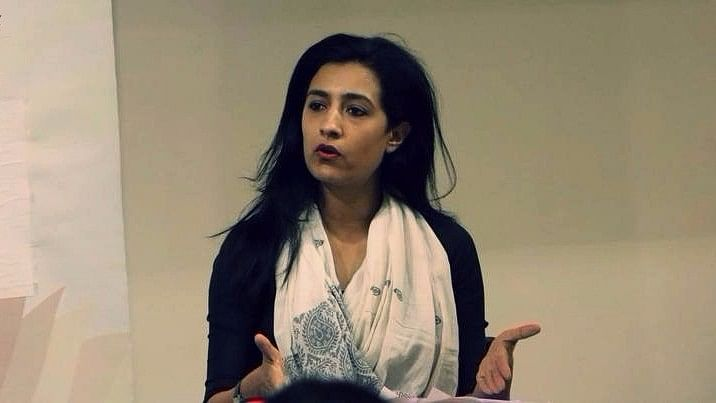 Karuna Nundy, Supreme Court lawyer.
