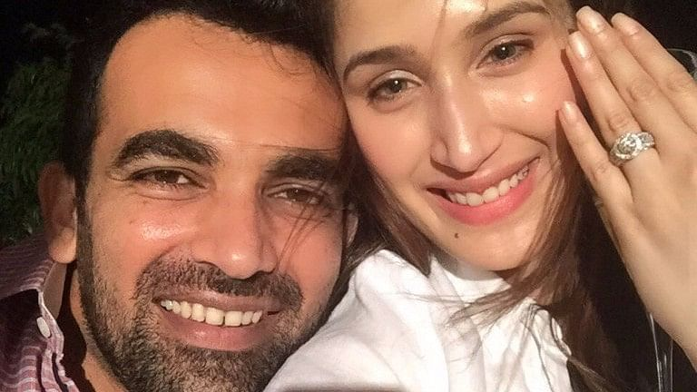 Zaheer Khan and Sagarika Ghatge to get married on 27 November.