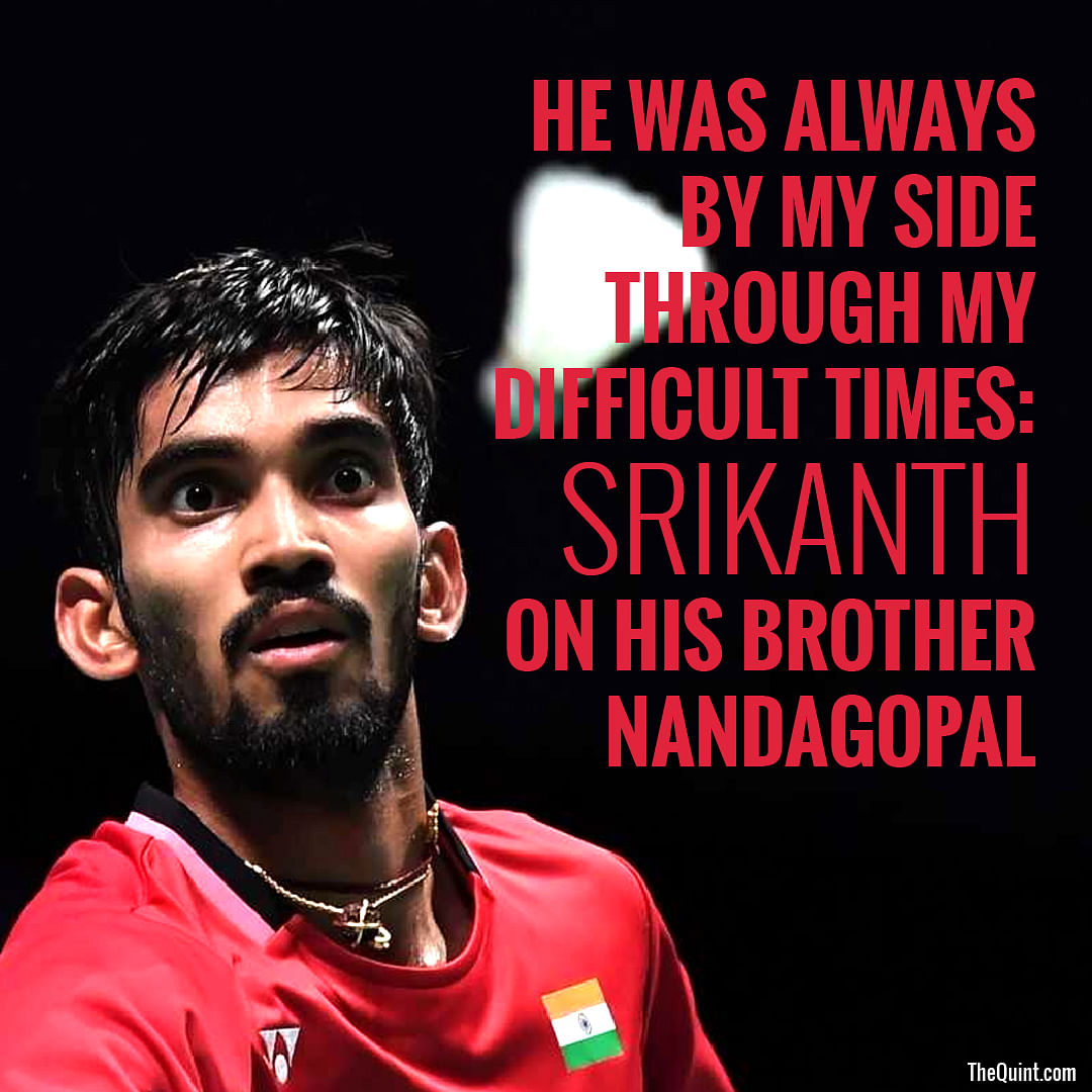 From a Humble Beginning, Srikanth's Journey Has Been Remarkable