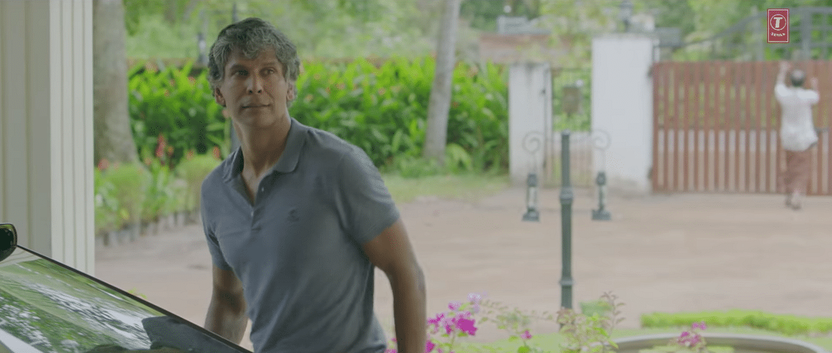 Milind Soman proves to be the icing on the cake in Menon's <i>Chef</i>.&nbsp;